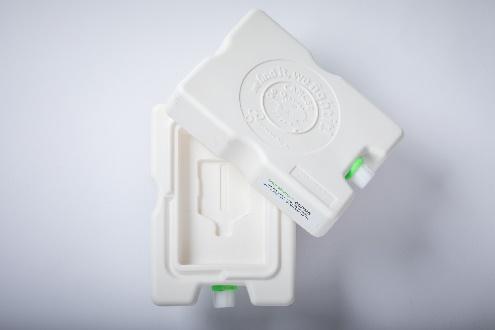 Refrigerated specimen holder plate